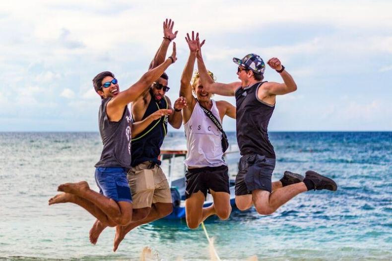 Beach Boys in Bali