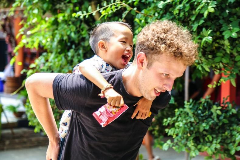 Volunteering at Peetims Homestay in Singburi, Thailand