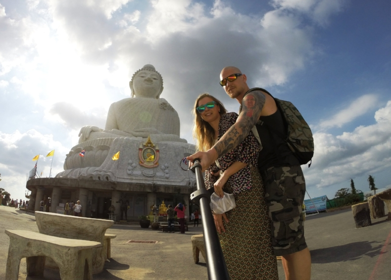 Big Buddha Phuket. Photo credit: Anna Ivanova