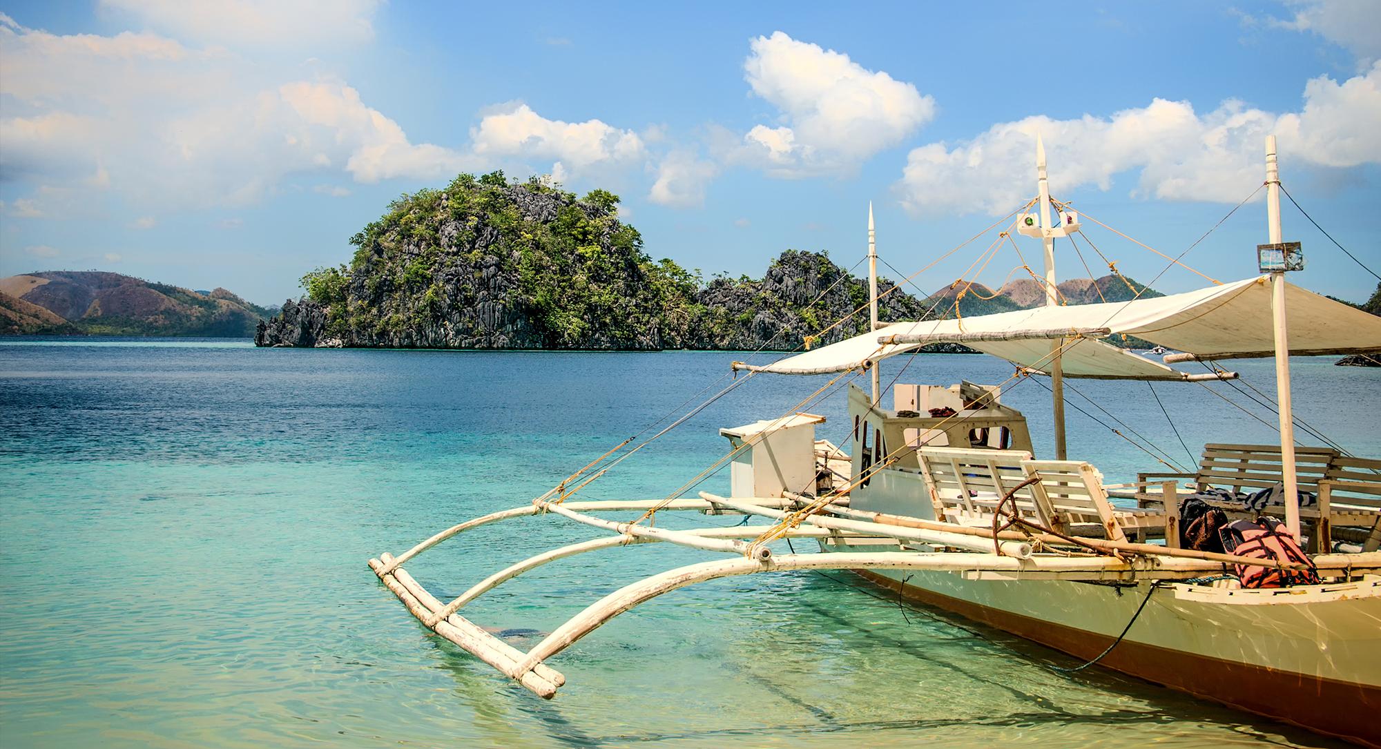 Onwards to paradise?  Yes please.