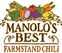Manolo's Best Chili Logo