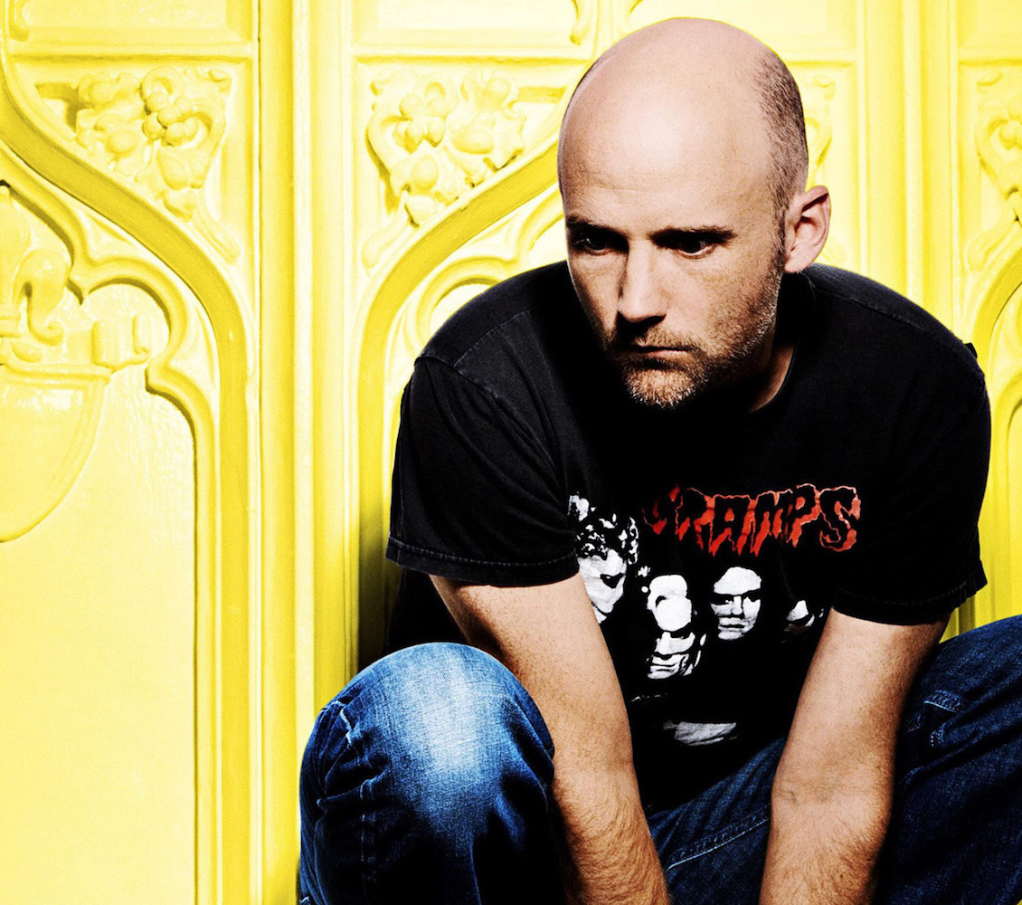"""Moby    remixed """"Miserablism"""" in 1990."""