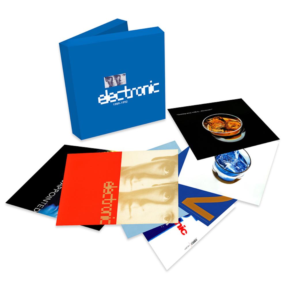 Pet Shop Boys were part of the supergroup,    Electronic   .