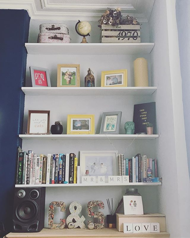 We've been working so hard on the house recently and it's so nice to see it all come together, slowly but surely. The nursery is next on our list and we've spent days sorting all the bits out for it - I'm so excited! Excited about DIY & decorating - who am I?! #diyhomedecor #homedecor #homeblogger #pregnantblogger #thegirlgang #livblogsquad #liverpoolblogger #bloggerstyle #nexthome #shinycreations