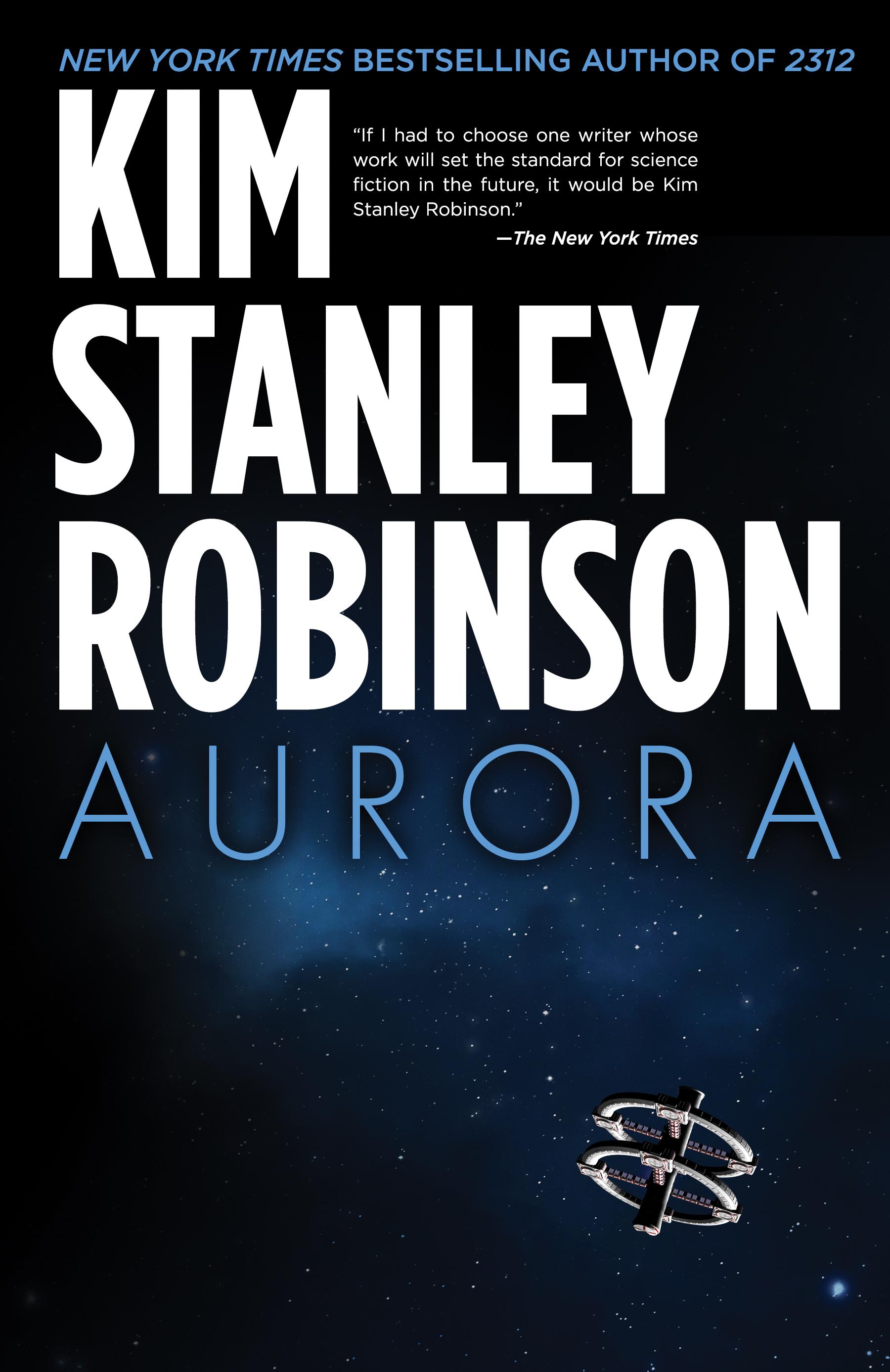 AURORA by Kim Stanley Robinson
