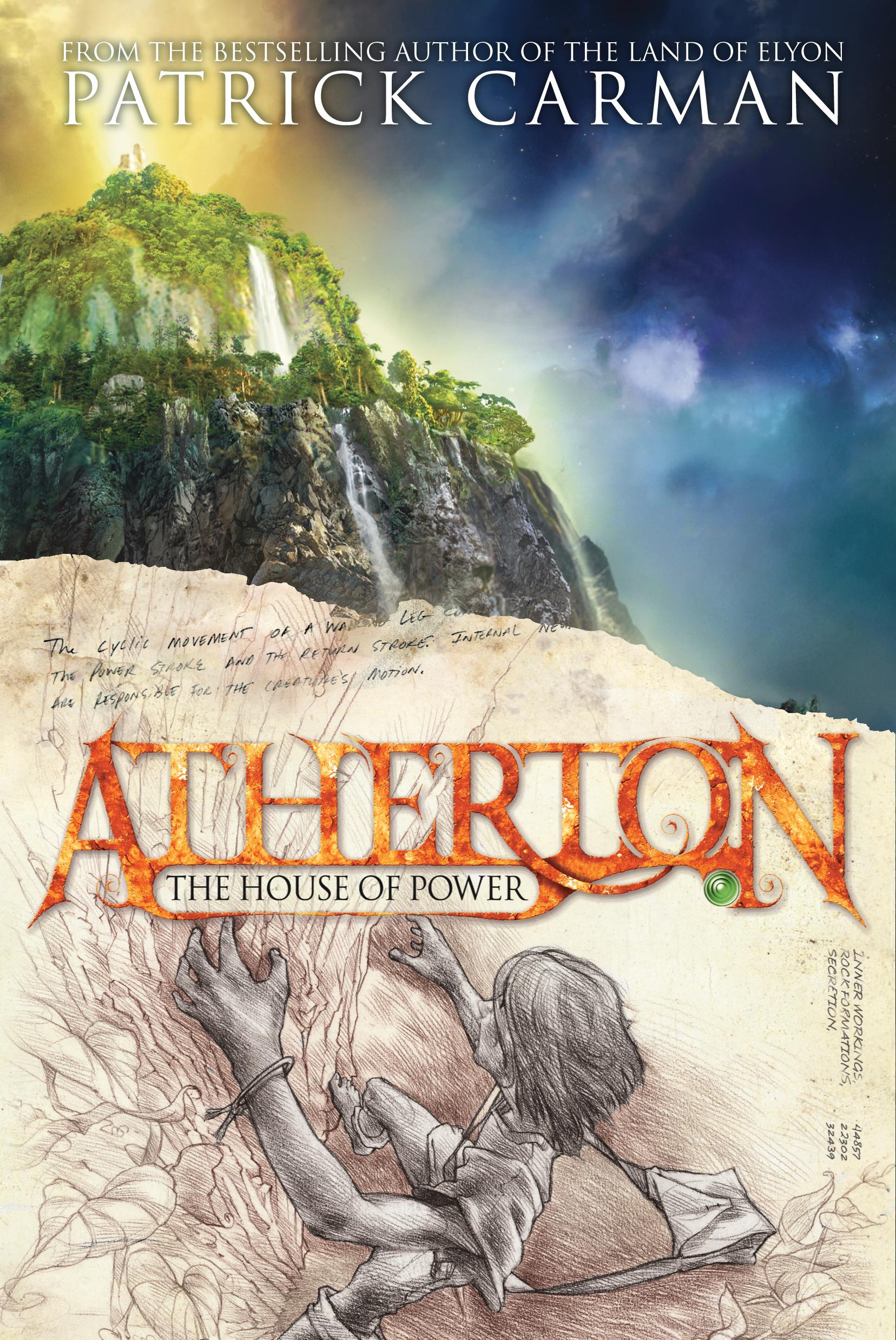 ATHERTON by Patrick Carman