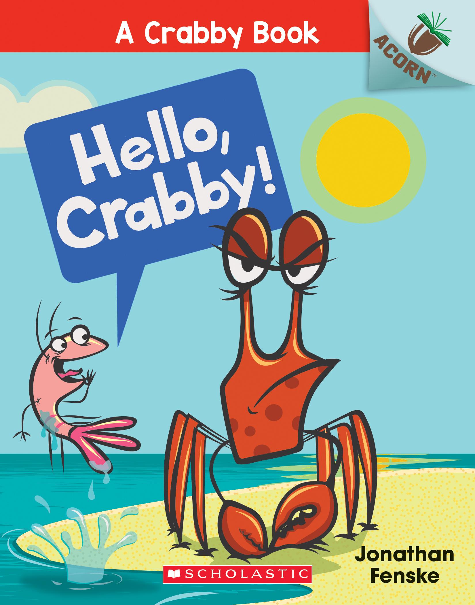 Crabby by Jonathan Fenske