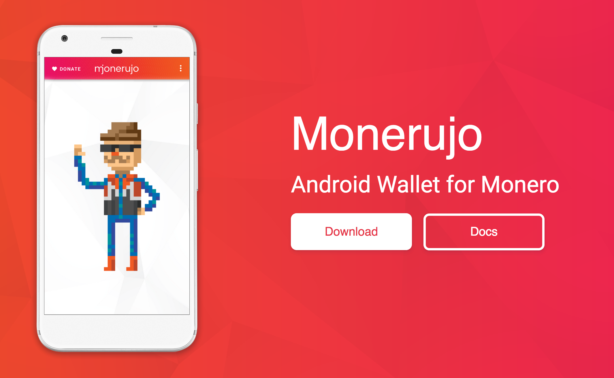 Monerujo - The first android wallet app for cryptocurrency Monero