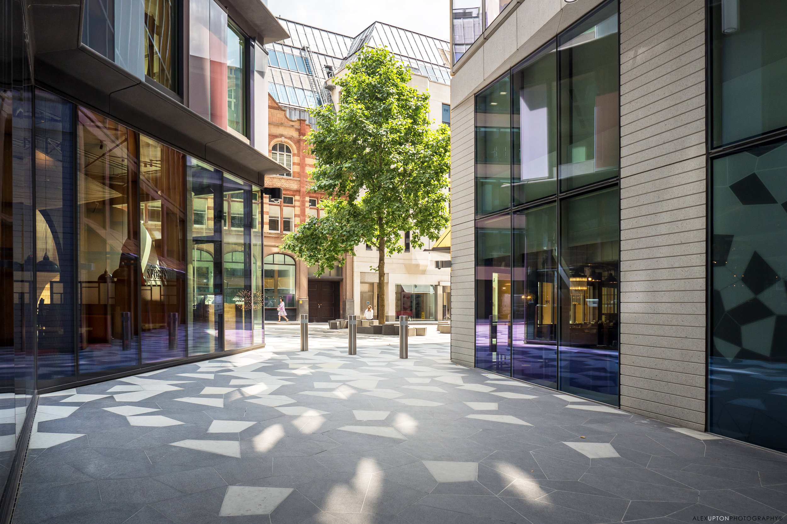 New Ludgate Public Realm: Photography: Copyright © Alex Upton