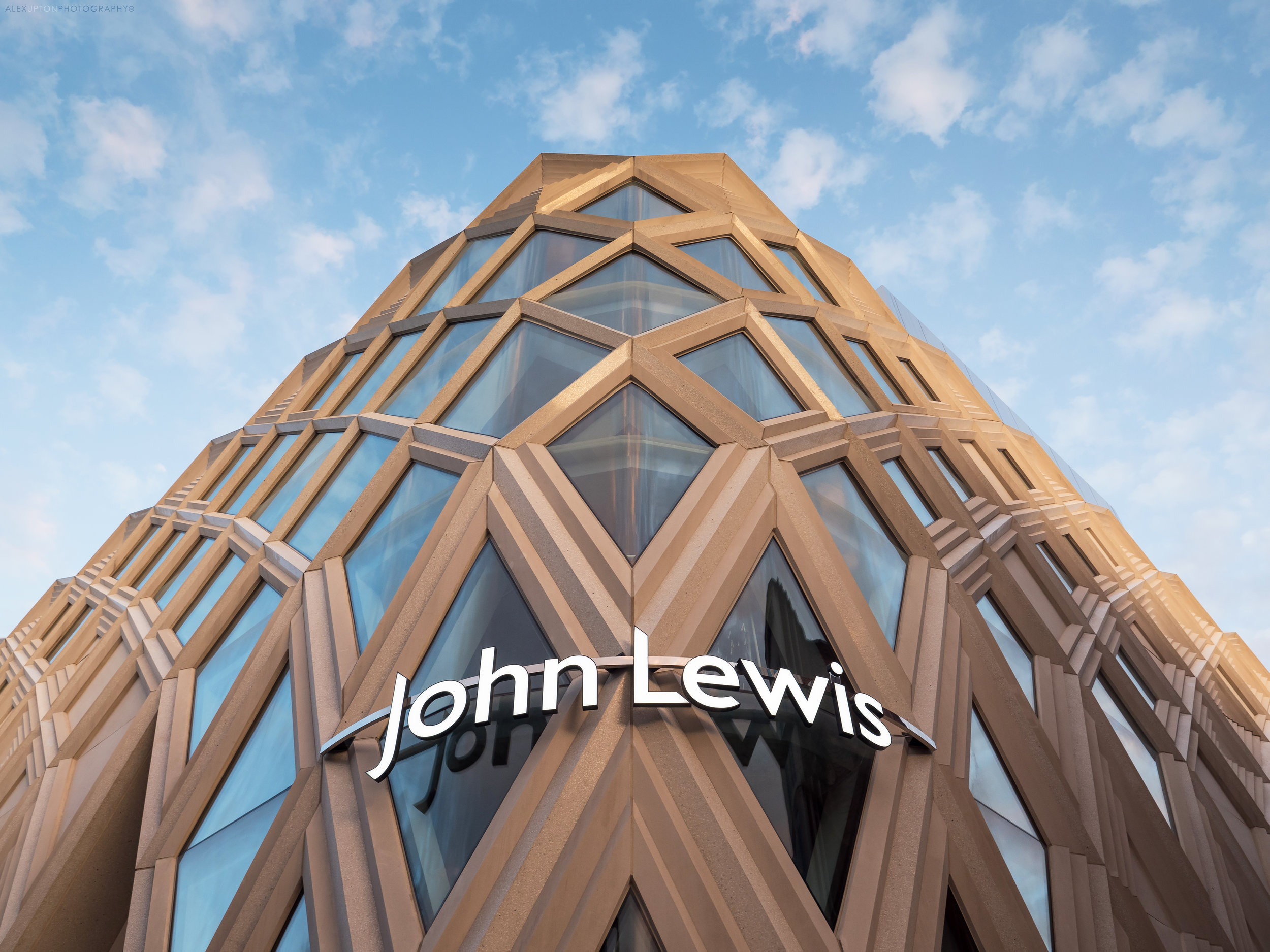 Victoria Gate John Lewis Department Store. Photography: Copyright © Alex Upton