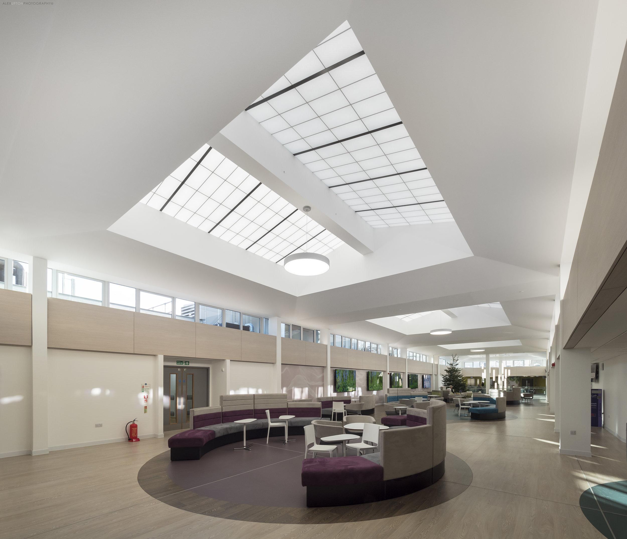 Benenden Hospital Waiting Room