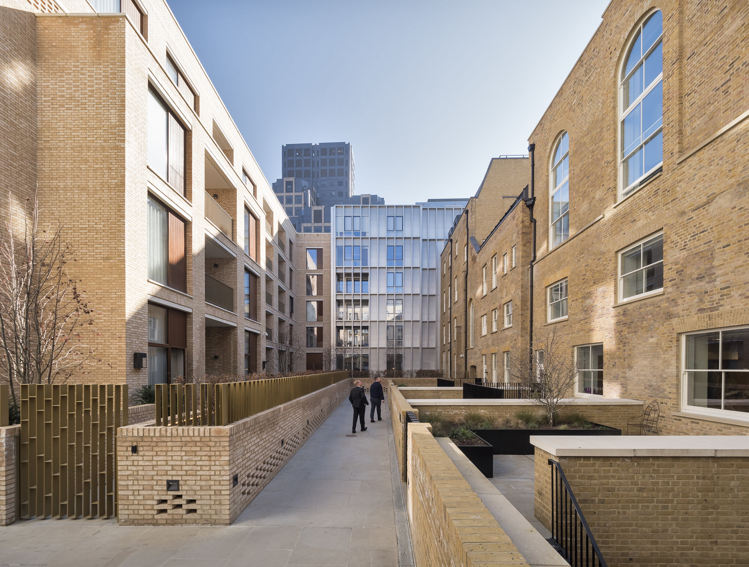Barts Square Apartments