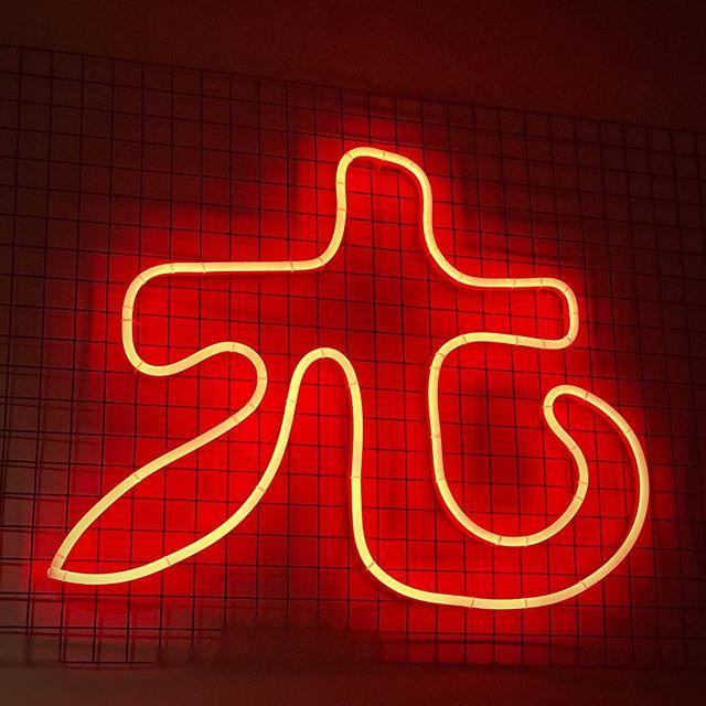 The Japanese kanji symbol for Light #supermodular #architectdays #light