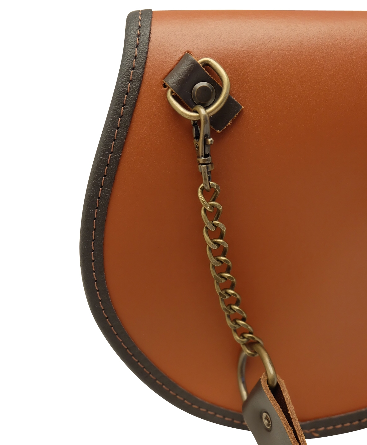 Nixey_1834_Tan_Leather_Sporran_Bag