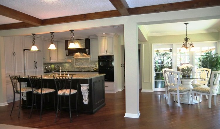 """Traditional Kitchen Remodel"" - Mizner Country Club, Boca Raton, 33496"