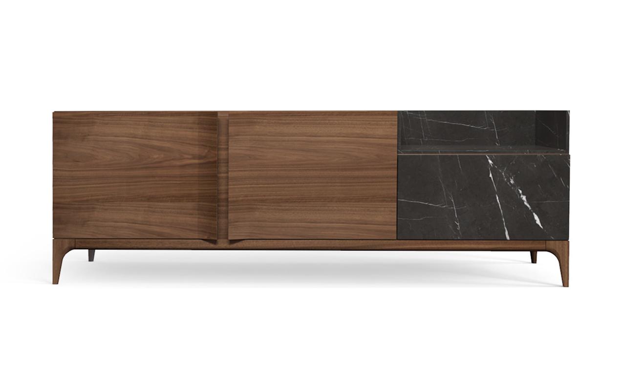 Storm Wood Sideboard Walnut