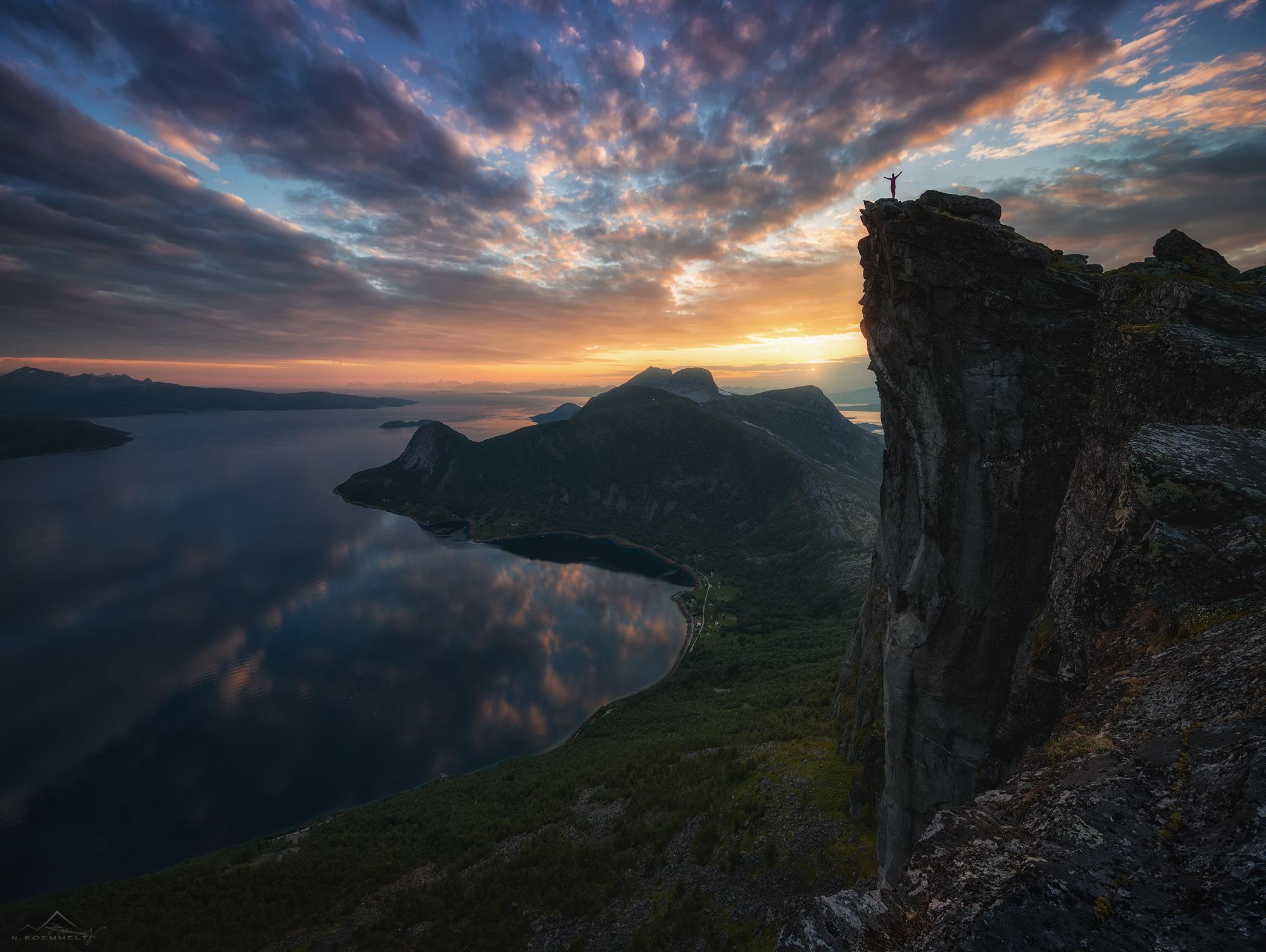 Das heutige Bild der Woche entführt uns nach Nordnorwegen zu einem der schönsten Aussichtspunkte die ich kenne! Mehr dazu findet Ihr wie immer auf meiner Facebook Fanpage.
