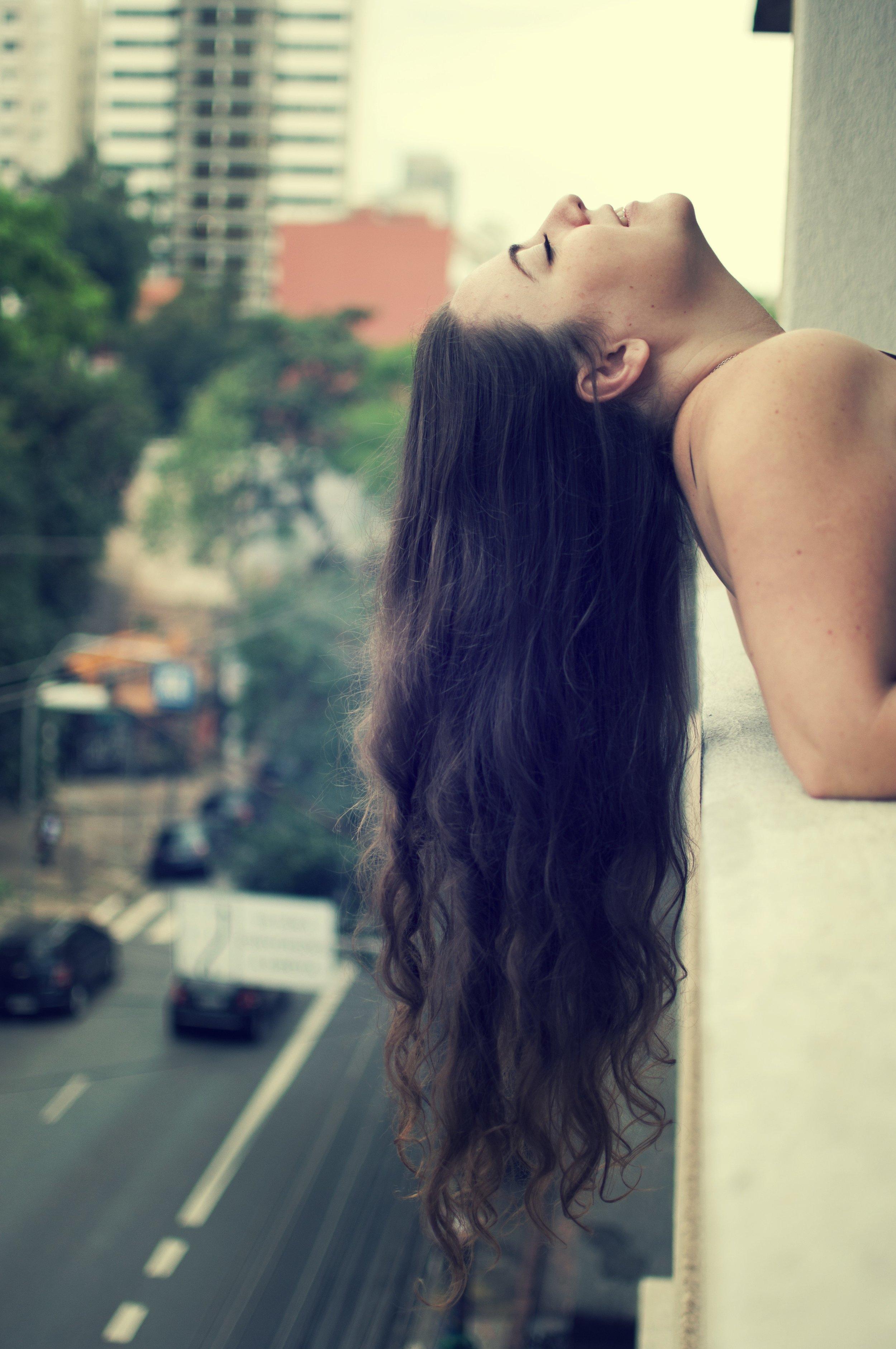 """Foto: Anna Carvalho, para o projeto """"Cabelo Cresce"""""""
