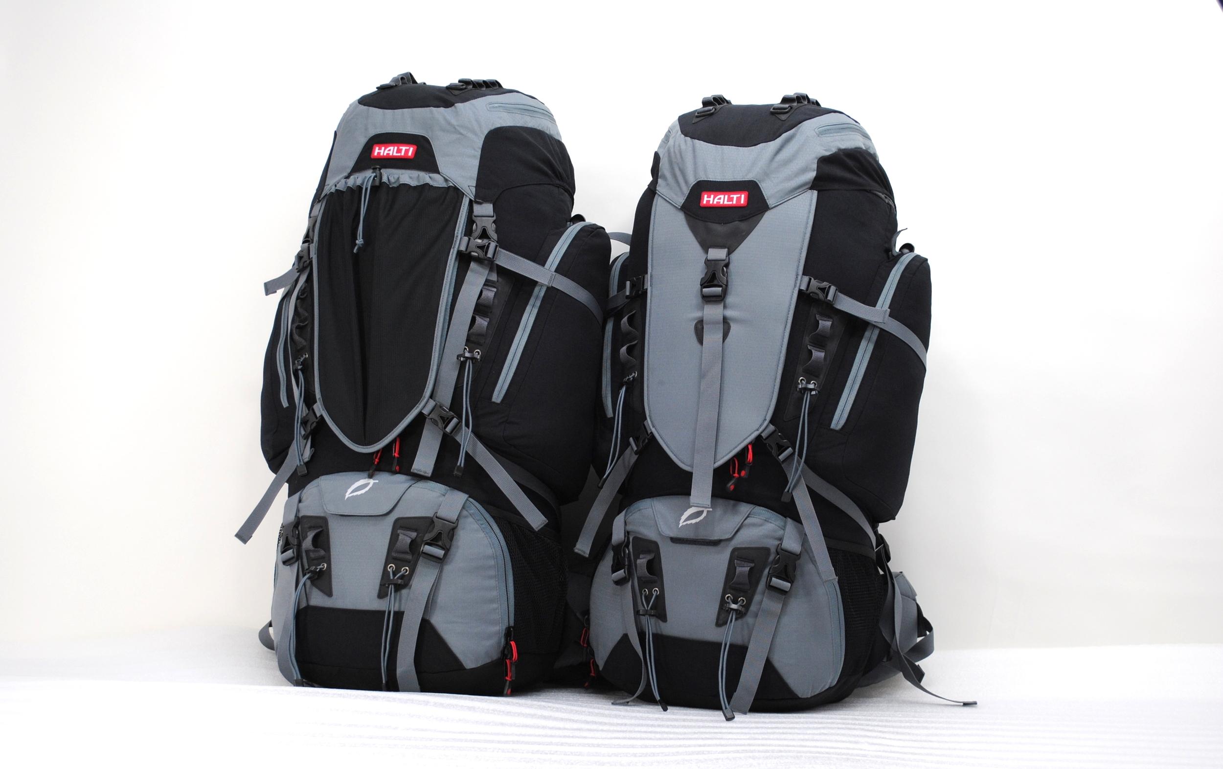 60 Liter Hiking Backpack