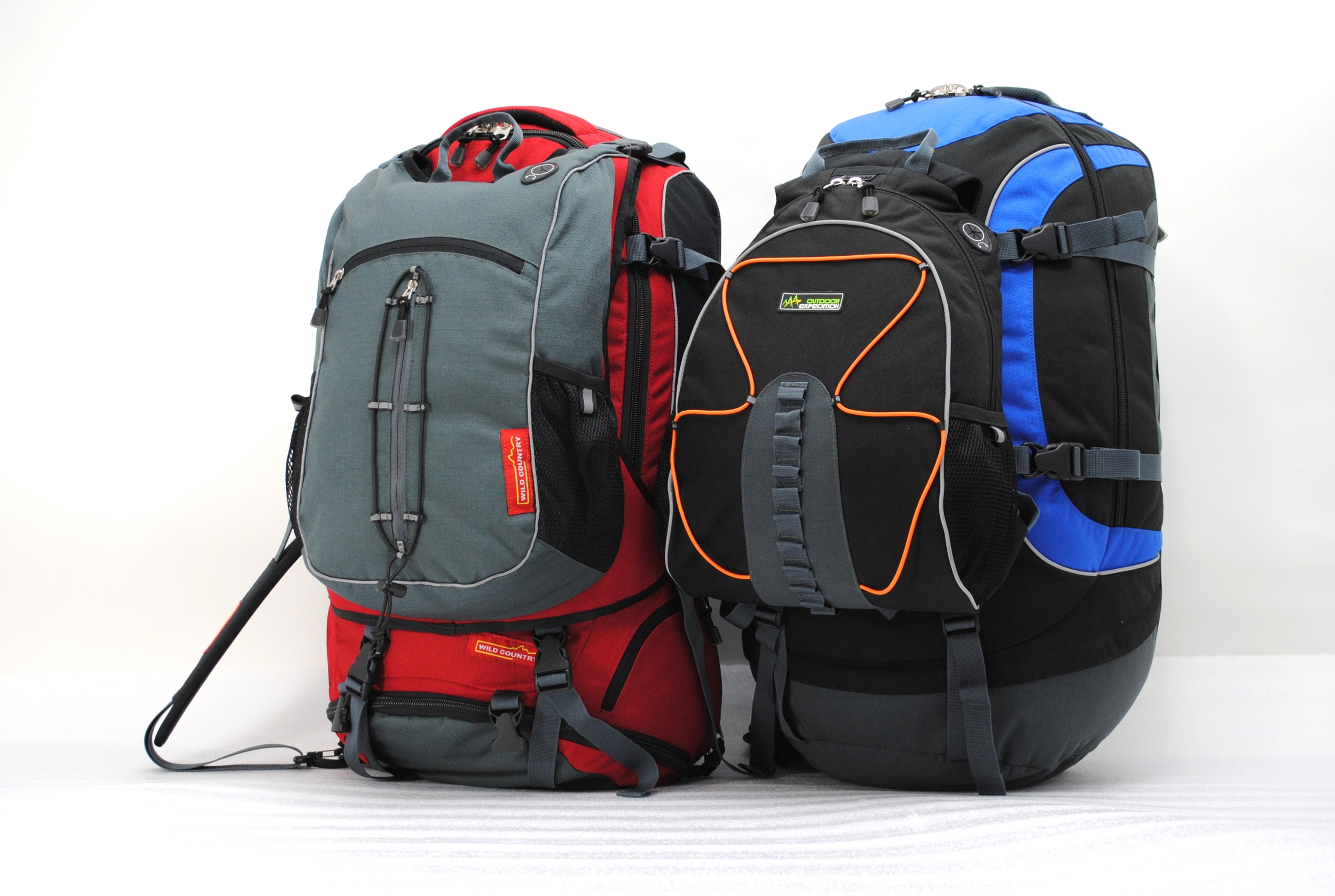 High Utility Day Backpacks