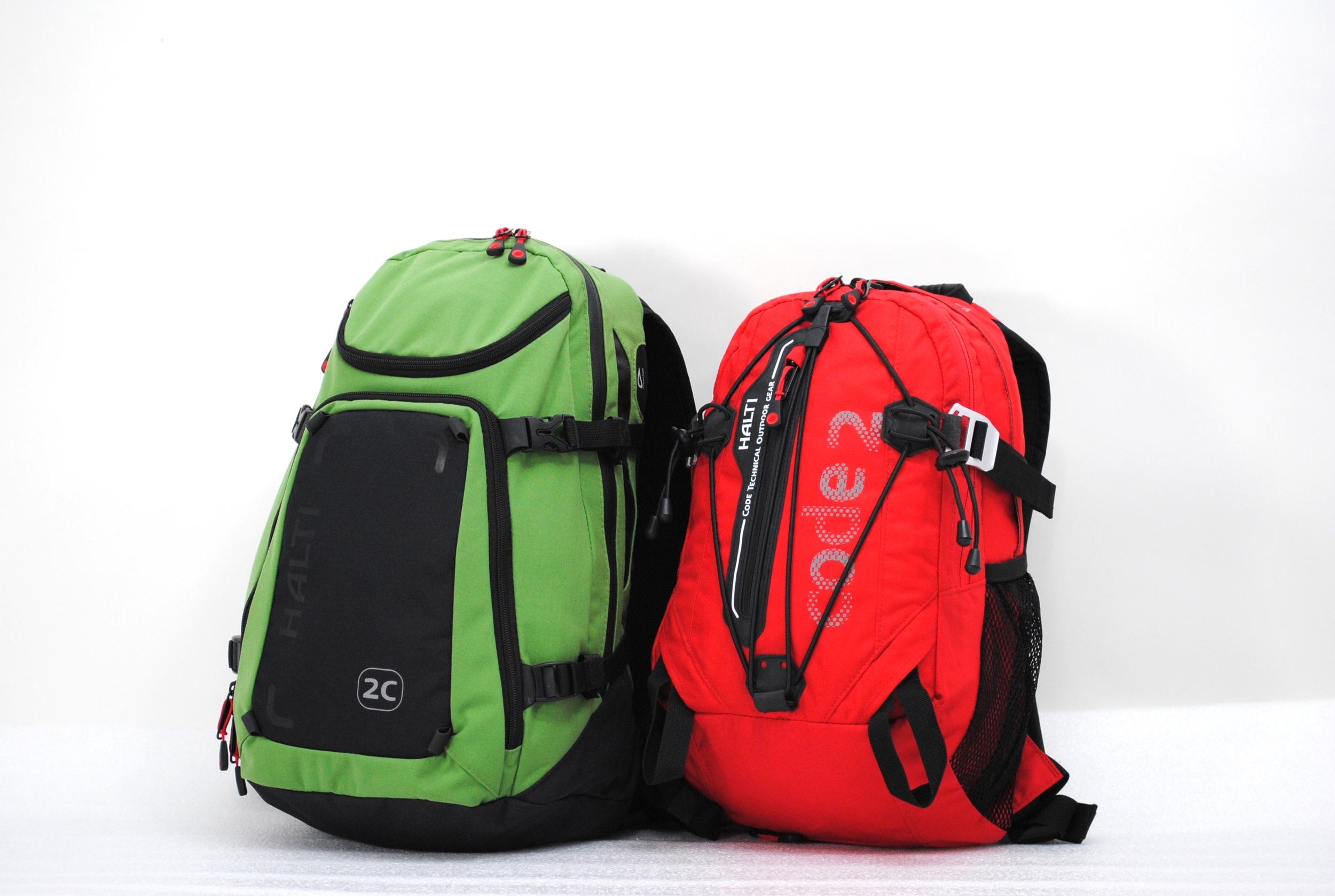 Lightweight Nylon Backpack