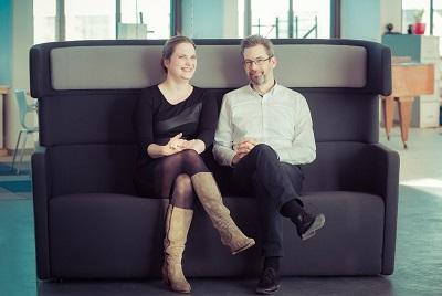 Marijke Mulder en Fulco Koudenburg