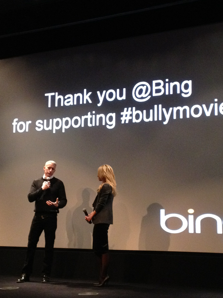 """BULLY (the movie)     Perhaps one of the most worthwhile films I've seen in a long time: Bully. It's like the Schindler's List for the world of bullying. Maybe you think one mean word to someone is no biggie. But if that person receives compounded mean words from multiples, those words can dig a ditch. My heart melted when a boy of probably age 7 was asked what it felt like when someone called him """"fag"""" at the lunch table. He said it broke his heart. That cracked my heart open. I understand.   I remember the 1st day of 7th grade rather clearly. I was wearing my favorite BD Baggies (does that company exist) button down shirt. I loved the colors, but I'm partially color blind. I thought the shirt was red. It was pink. This was pointed out by 3 guys in my HomeEcc class on that first day of school: taunting, calling names, making kissing noises and comments about my pink shirt. In that one hours class, I was reduced to a sissy/fag. The only comfort I felt came when I fell asleep that night. And in the morning I woke up and wished I didn't have to go back to school. But i did; though I never wore that shirt again. That didn't exactly limit future mocking, harassing, name calling. It's the usual blueprint for growing up gay. My story is not unique. Nor is it special. It's just mine.   The movie tonight reminded me of that and I thought, """"I feel so grateful I survived all that"""". Sounds dramatic, right?   Not when the movie points out how many young people commit suicide as a result of feeling like an outsider as a result of being bullied. They suffer in silence, reduced to feeling hopeless and alone and eventually, remove themselves from the situation by removing themselves from life. #Heartbreaking   So that dug up a lot. I can say I've forgiven my bullied past. My life has been great to me and so have been the people in it. There were a few unsavory moments, people and situations. But at the time, did any of them know how much they were hurting my heart?   Did the guys i"""