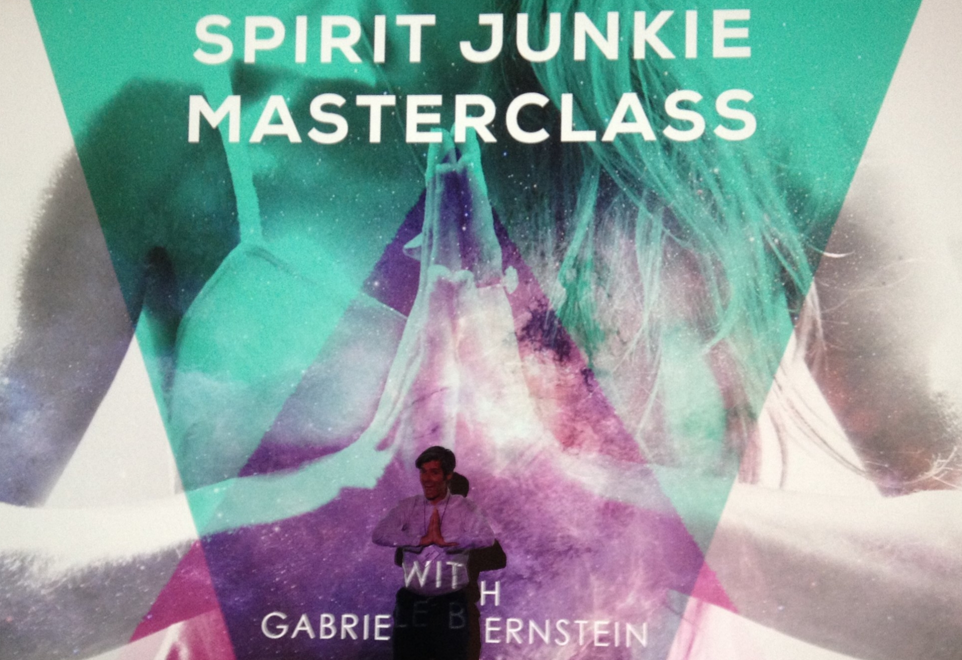 Do you have a story to share? - The Spirit Junkie Masterclass