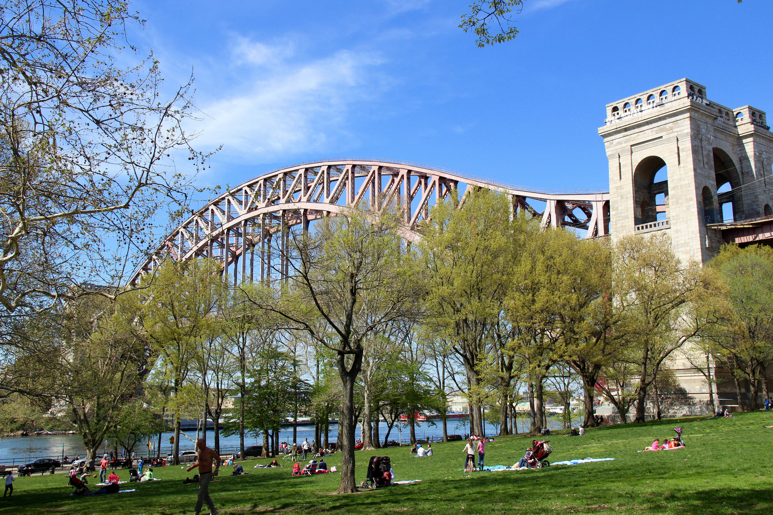 Astoria Park in all its glory, NYC/2015