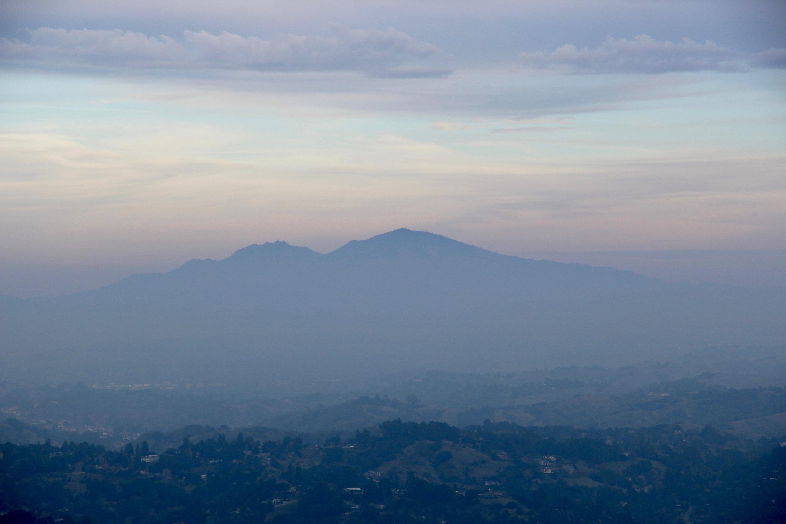 Mount Tamalpais, California/2016