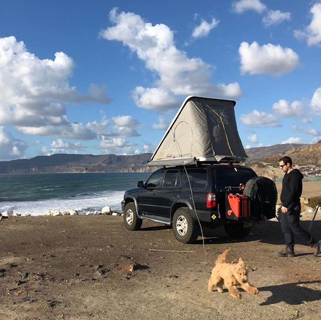 #tbt @tacoboutthedog's very first road trip. . . . . #letsnotpanic #podcast #travelpodcast #travel #travelgram #travelstoke #explore #exploremore #neverstopexploring #natgeotravel #outsidemagazine #keepitwild #adventureisoutthere #adventure #goexplore #adventurevibes #roamtheplanet #simplyadventure #welivetoexplore #adventuregram #getoutstayout #epicadventure #foundlost #traveldeeper #travelblogger #bucketlist