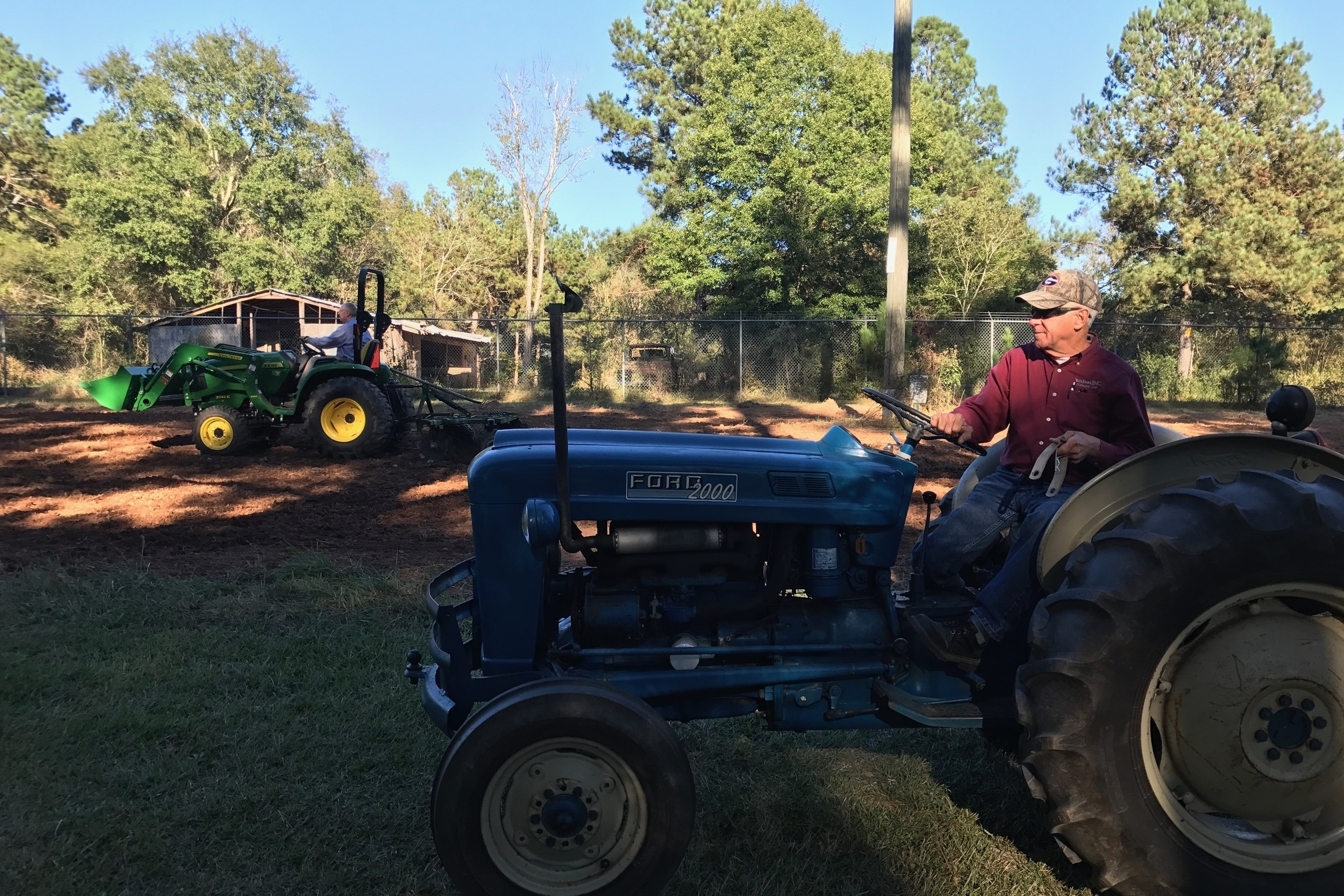 Walton County Conservation District Cover Crop Demonstration