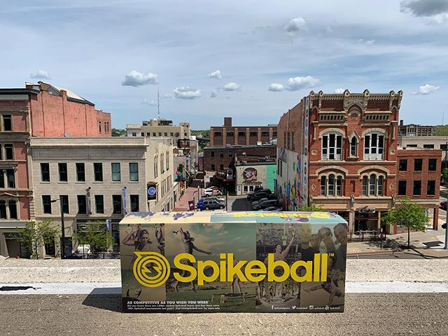 Win a @spikeball set tonight! Heading to our pre-season party @theofficialmusica this evening?  RULES: Post a photo from the event to Instagram, mention us in your caption AND tag us in the photo to be entered to win a free Spikeball set ($60 value)!