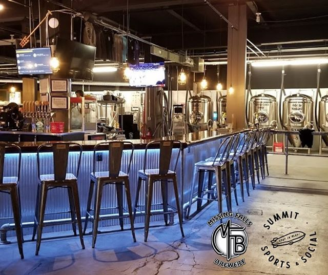 We're thrilled to announce our partnership with @missingfallsbrewery for all session 1 volleyball leagues — Their brand new brewery is conveniently located just 600 feet from our new facility! Look no further for the perfect spot to grab a few beers with your team before or after you play.