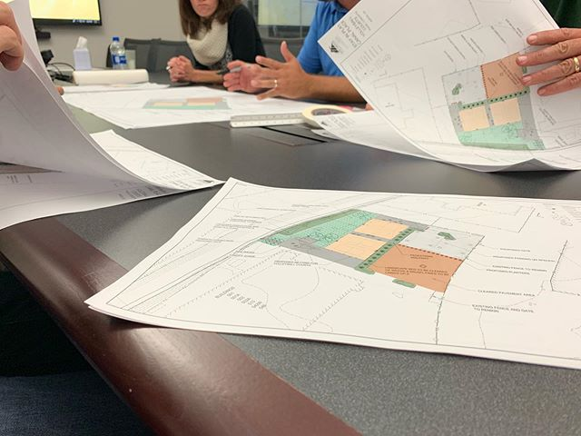 #tbt to some of our first planning meetings for the new sand courts with @sbwv_architects — it's amazing to see this project coming to fruition and we can't wait to begin playing soon! Many thanks to @knightfdn, @towpathtrail, and the countless other advisors and partners who helped us get here!
