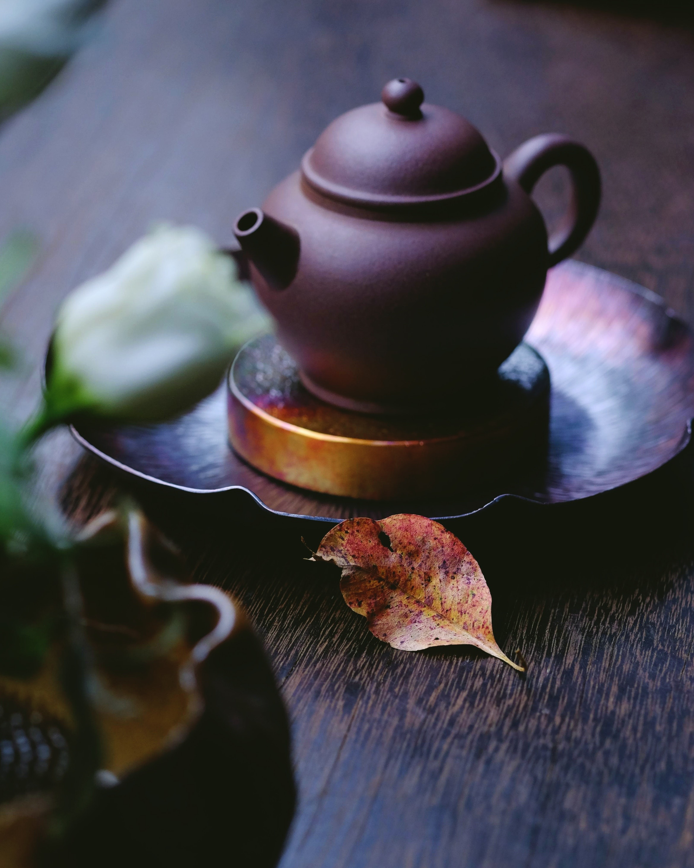 Tea and Restorative Yoga - Restore completely with gentle, relaxing yoga followed by a soothing cup of tea. Click here for more info and to reserve your space.