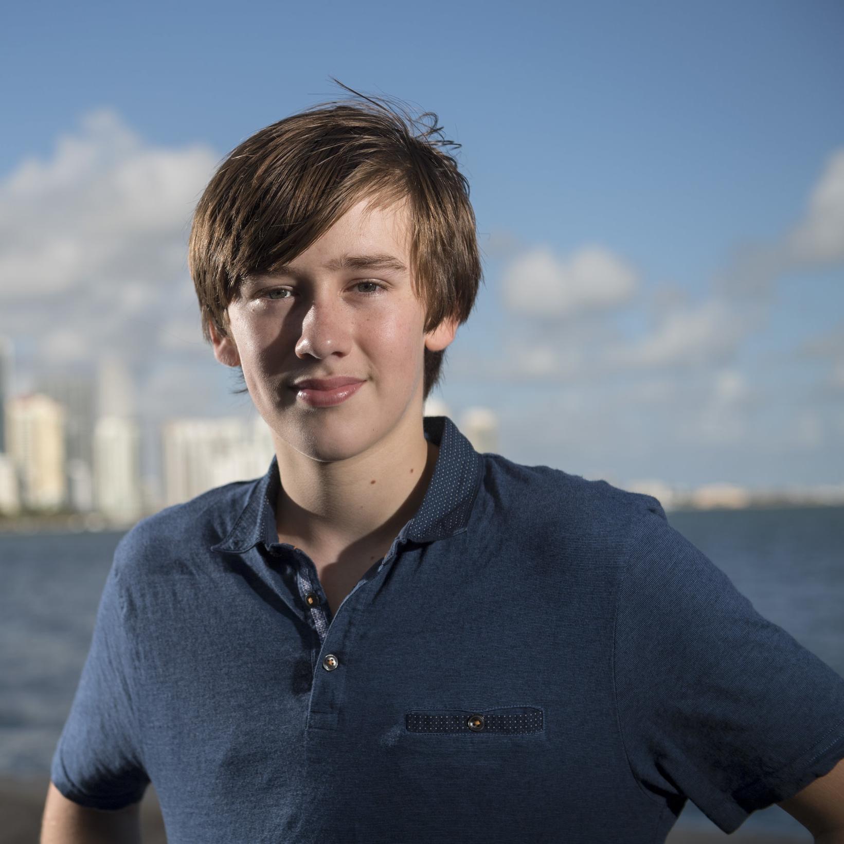 Isaac, 13  Alachua, FL