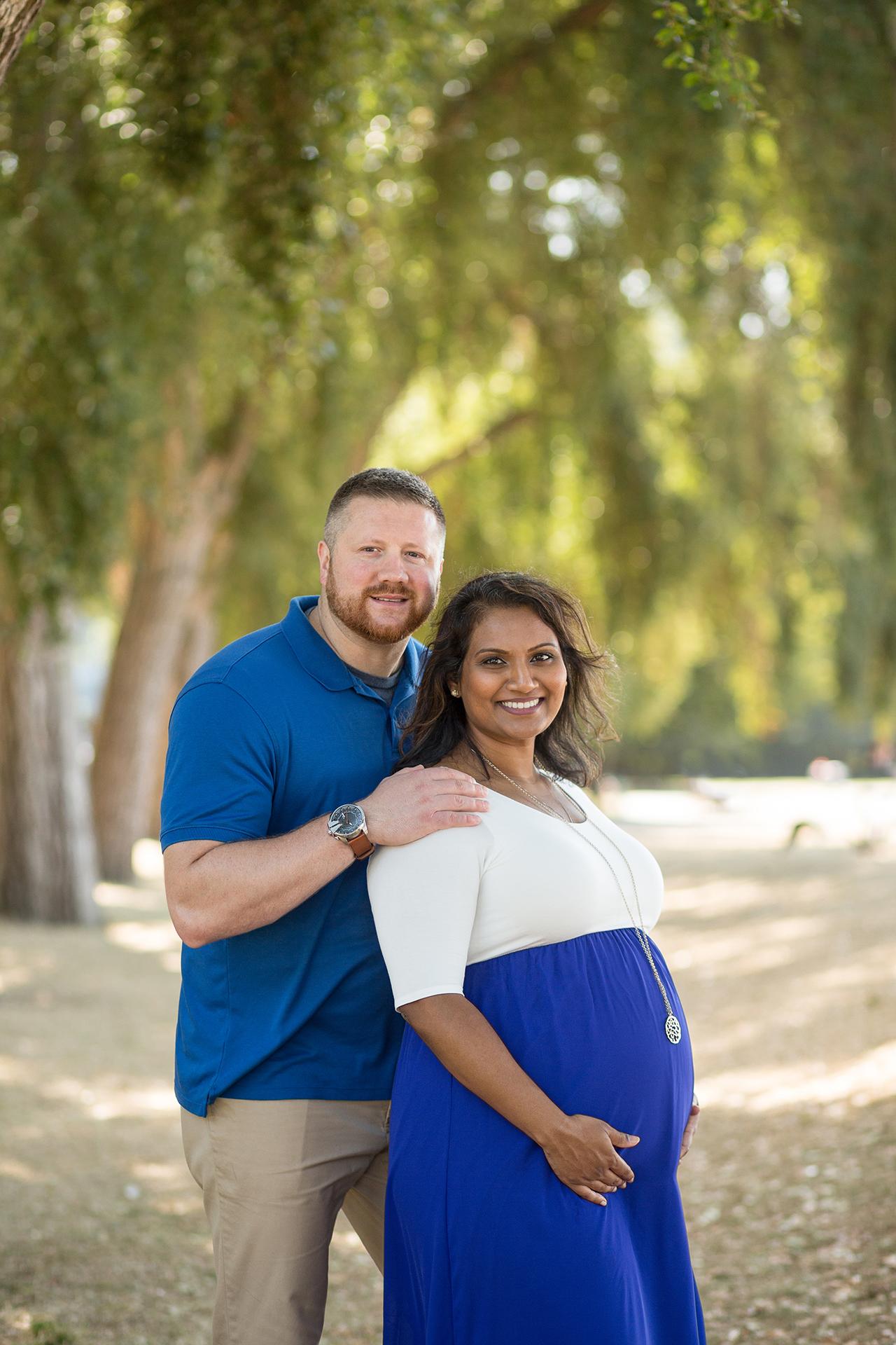 seattle maternity photographers entwined portraits