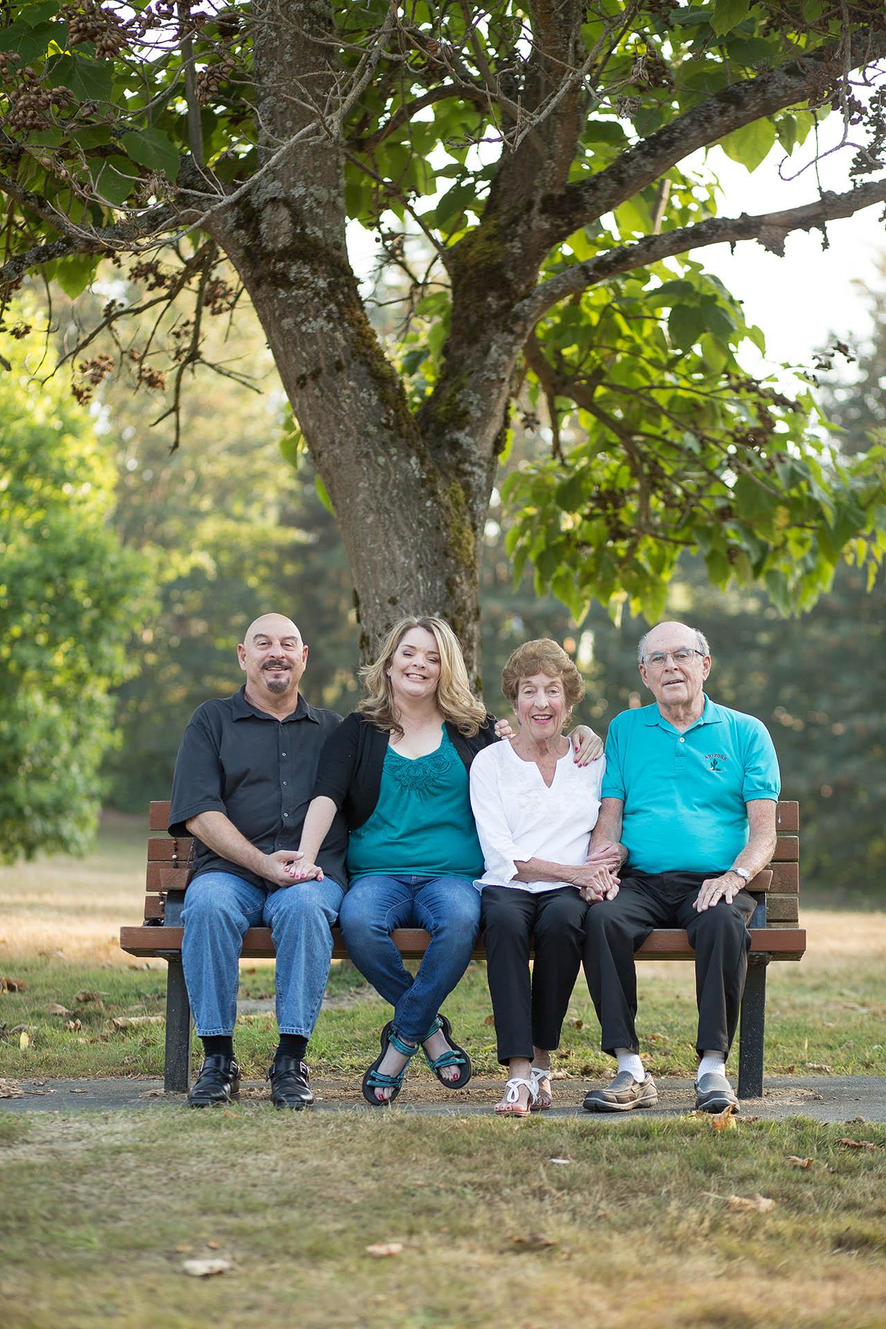 Juanita Bay Park Kirkland Seattle Family Photographers Entwined