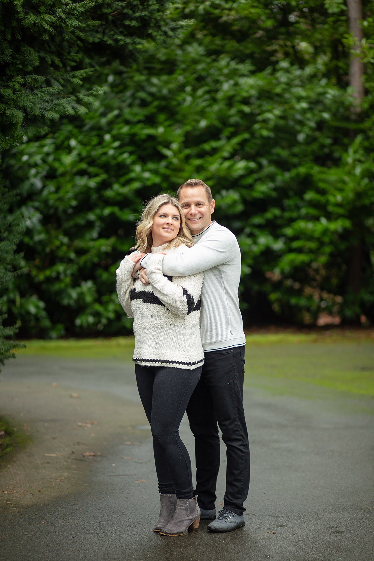 Seattle Bellevue Family Photographers Entwined Portraits
