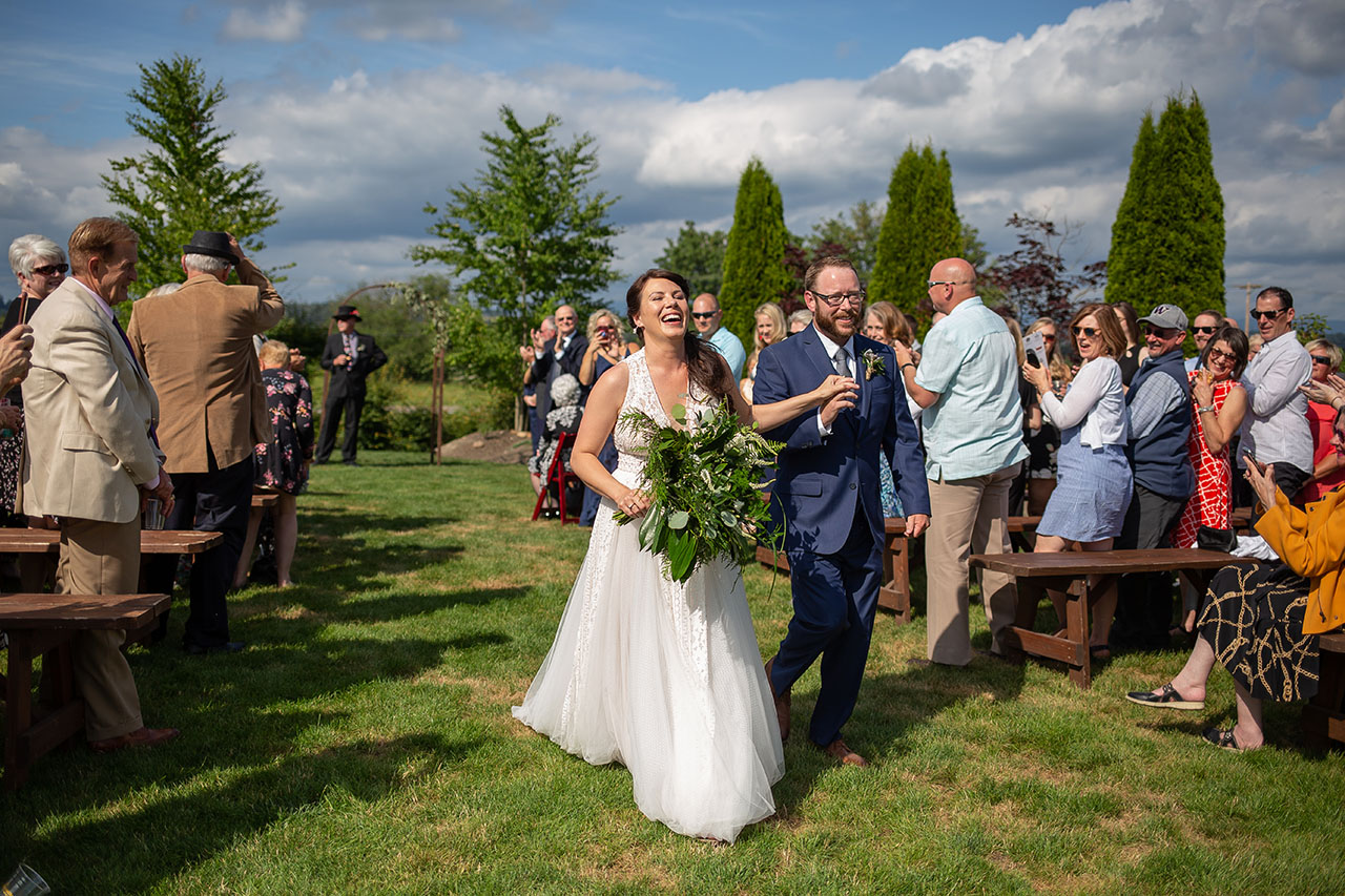 Dairyland Snohomish Wedding Photography by Entwined Weddings PNW