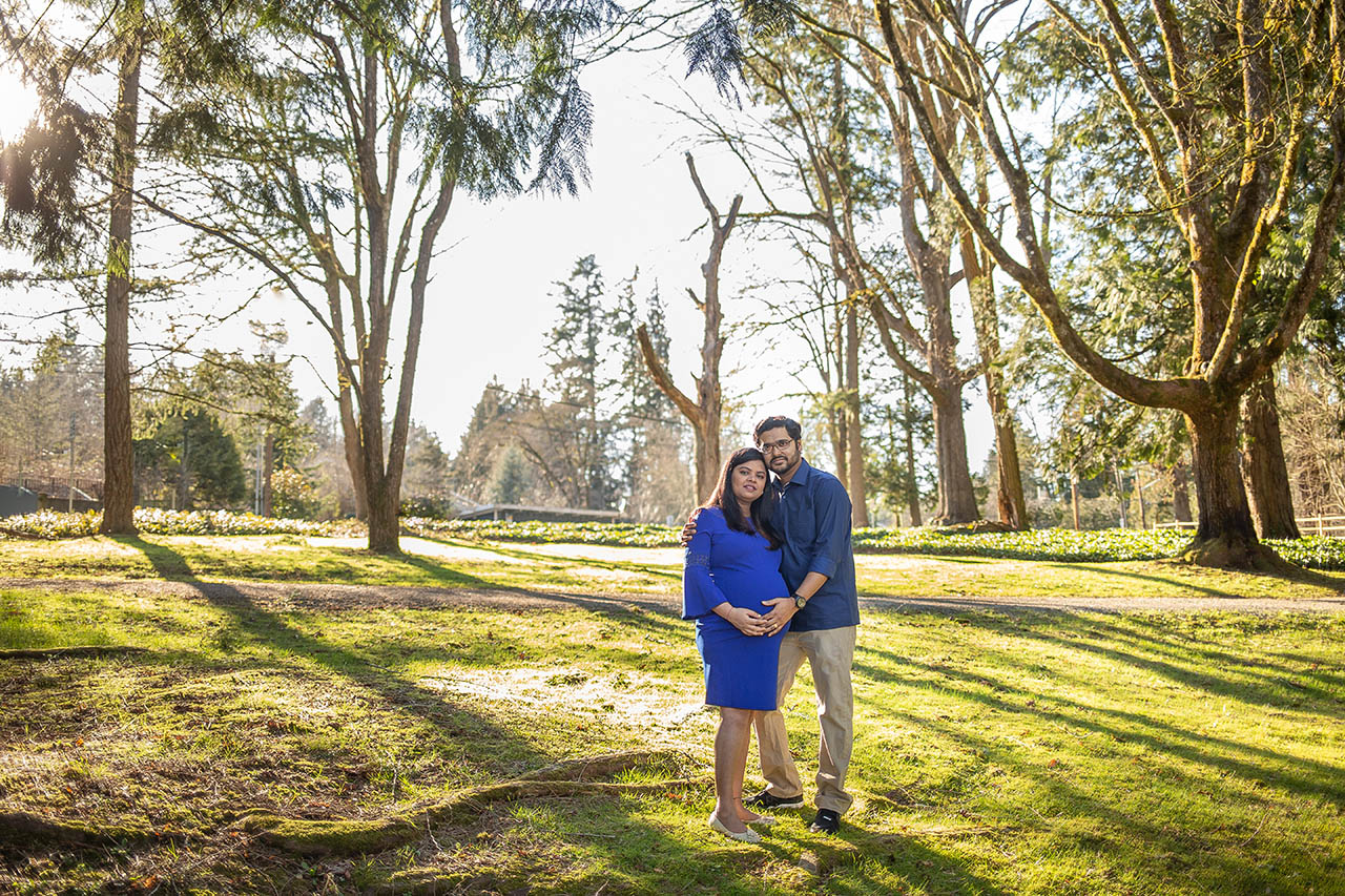 Seattle Bellevue Family and Maternity Photography at  Idylwood B