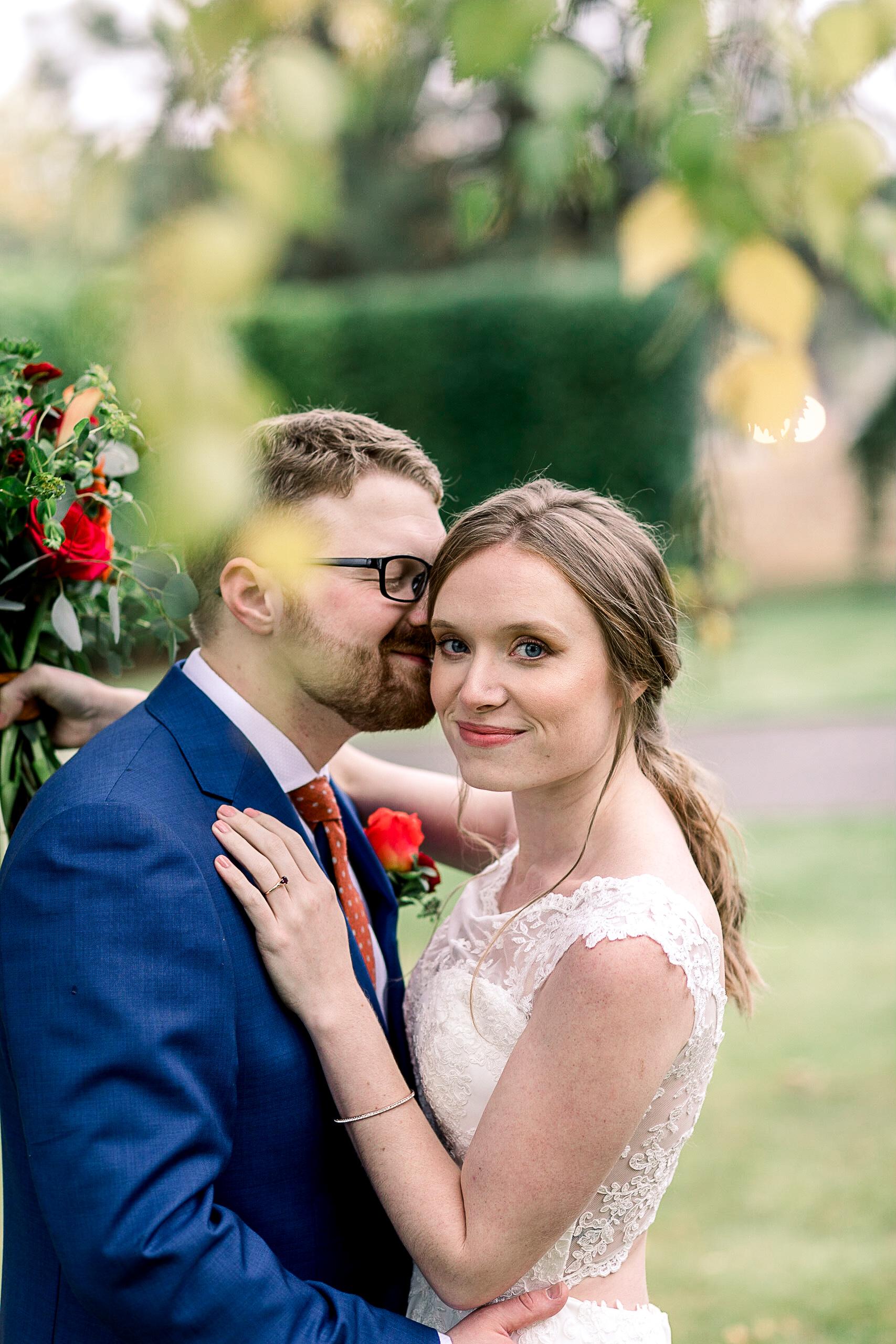 Lutterman Wedding - October