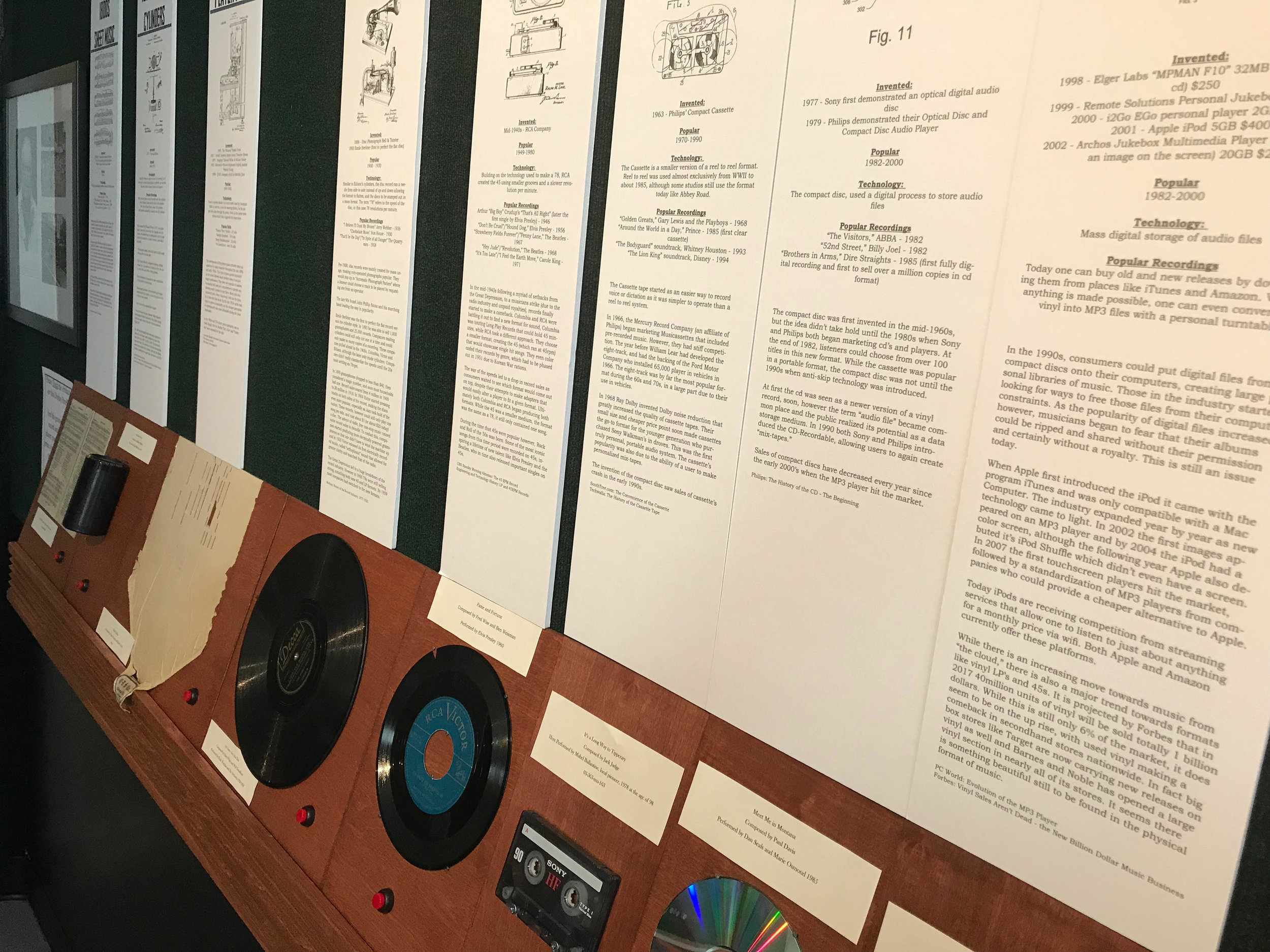 Interactive Exhibit Fund - Research shows that museum visitors, especially young ones, learn best when exhibits are interacting, engaging, and multi-sensory. Help us expand the interactive qualities of our exhibits by donating to this fund.