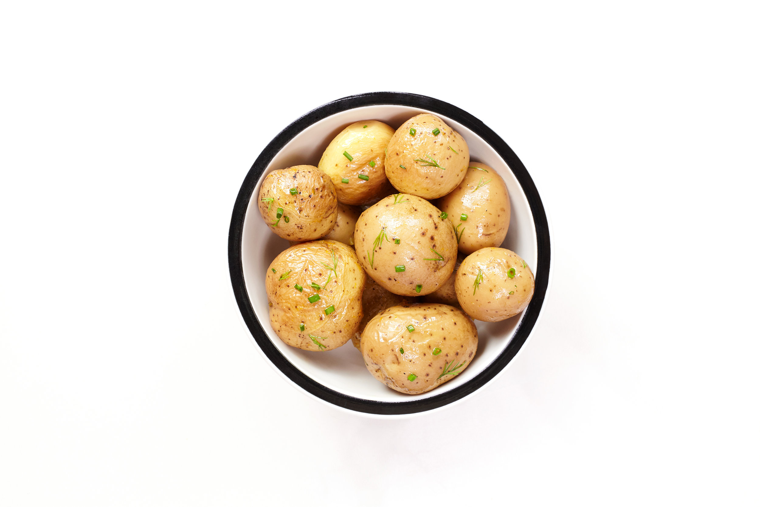 """LOVE FRESH PRODUCT PACKAGING IMAGE FOR NEW """"LITTLE GOLDEN POTATOES"""""""