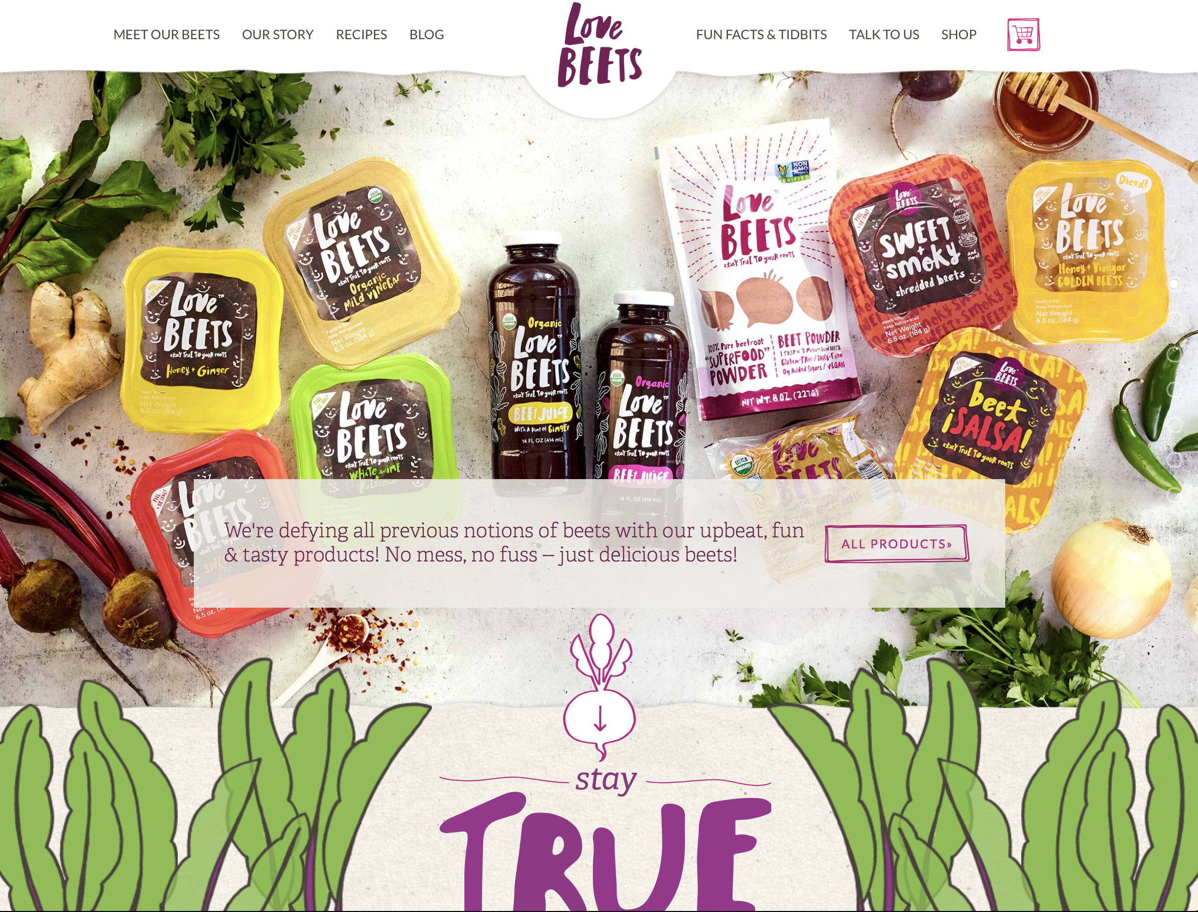 LOVE BEETS PRODUCT LINE —IMAGES SHOT FOR SOCIAL MEDIA CONTENT + LOVE BEETS WEBSITE