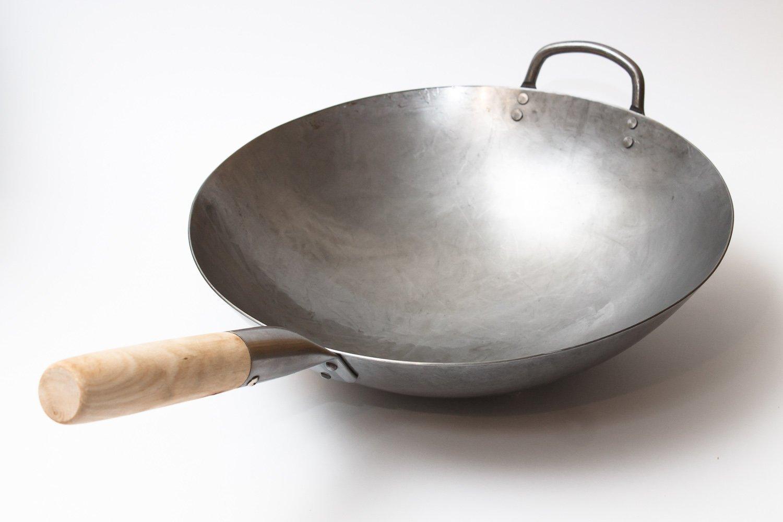Healthy Eats - Carbon Steel Craft Wok
