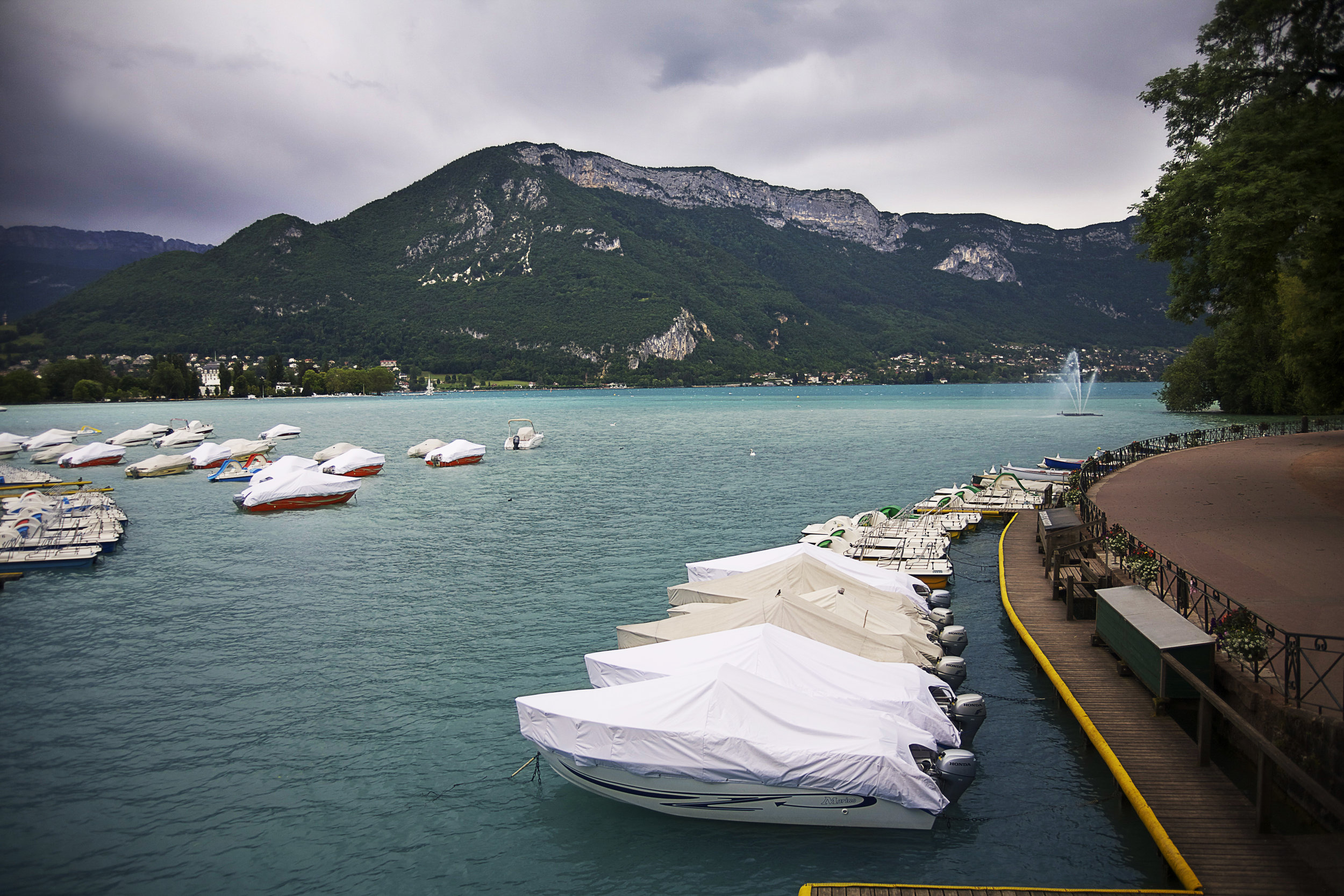 summertime Annecy