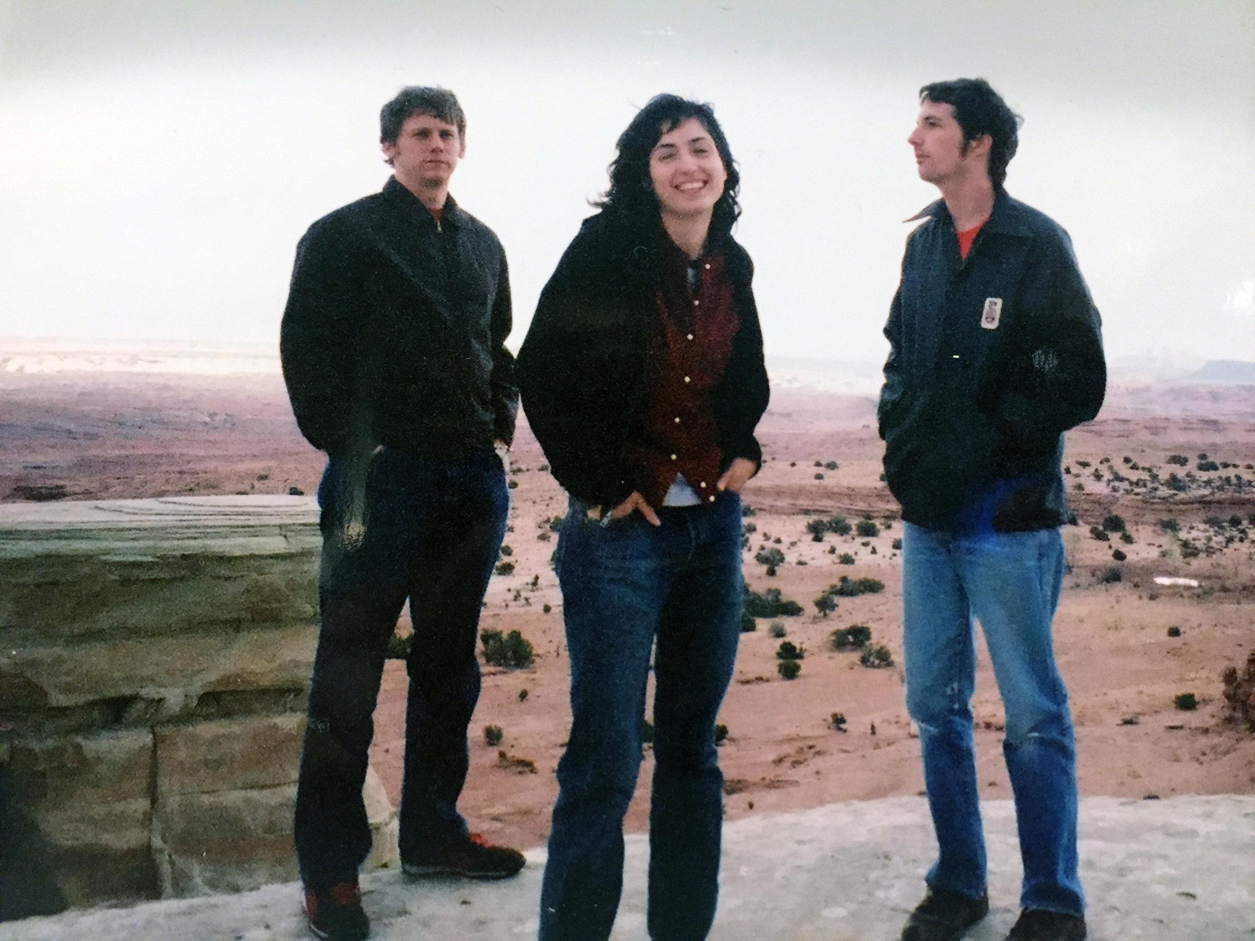 Lefty's Deceiver, the southwest, 2003