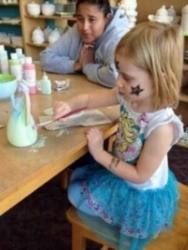 Lil painter